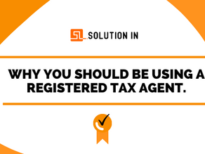 Why you should be using a registered tax agent?