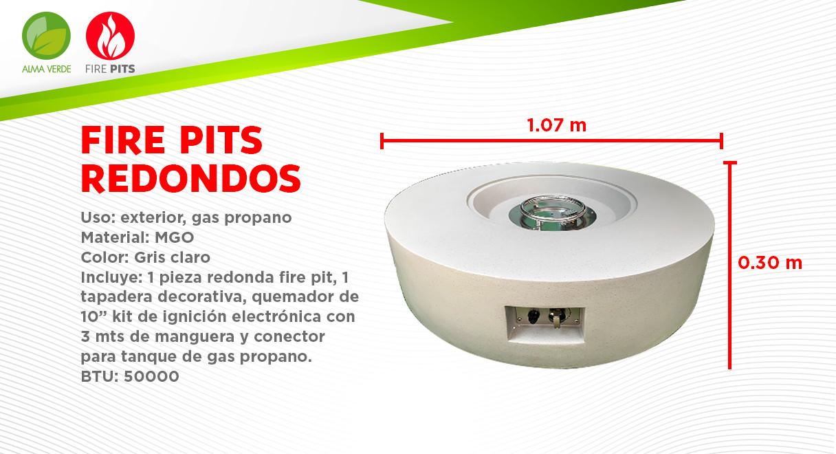 Fire Pits Redondos