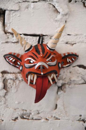 Decoratie diablo ontworpen