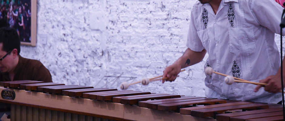 The Bracket Percussion Ensemble