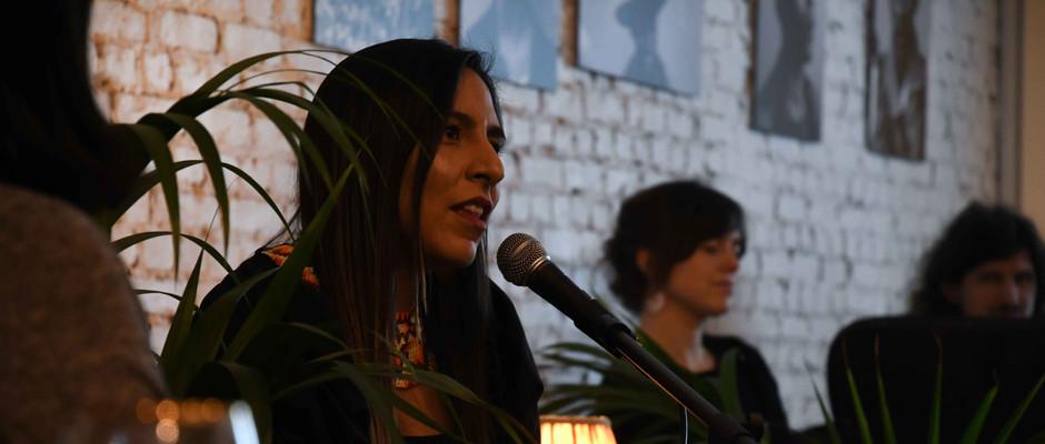 "Boeklanceringsceremonie  ""Todas Mis Mujeres en Manifiesto"""