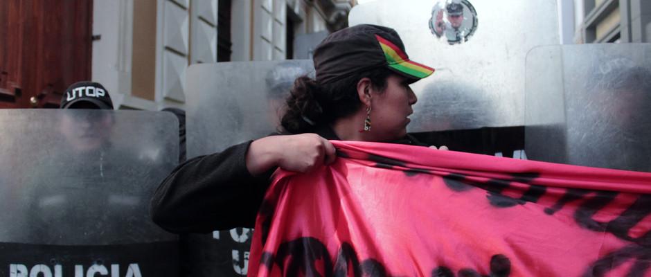 Mariela Salaverry Vicente - Bolivia