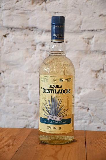 Tequila El Destilador Reposado