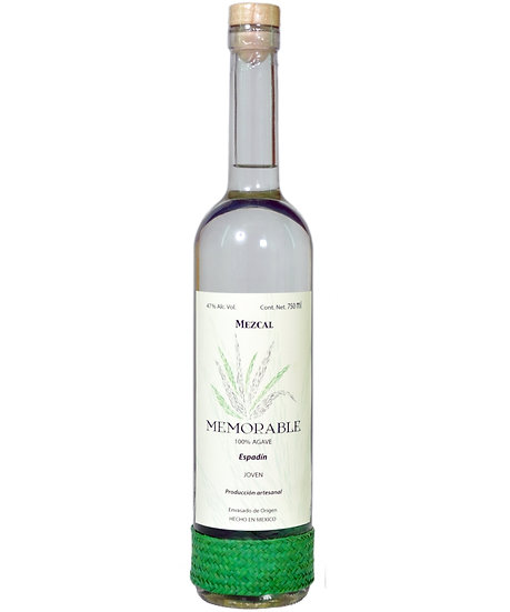 Mezcal Memorable Espadín