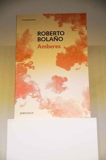 Amberes, Roberto Bolaño Español