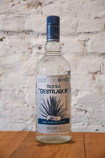 Tequila El Destilador Blanco