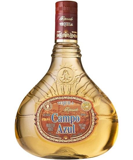 Tequila Campo Azul Reposado