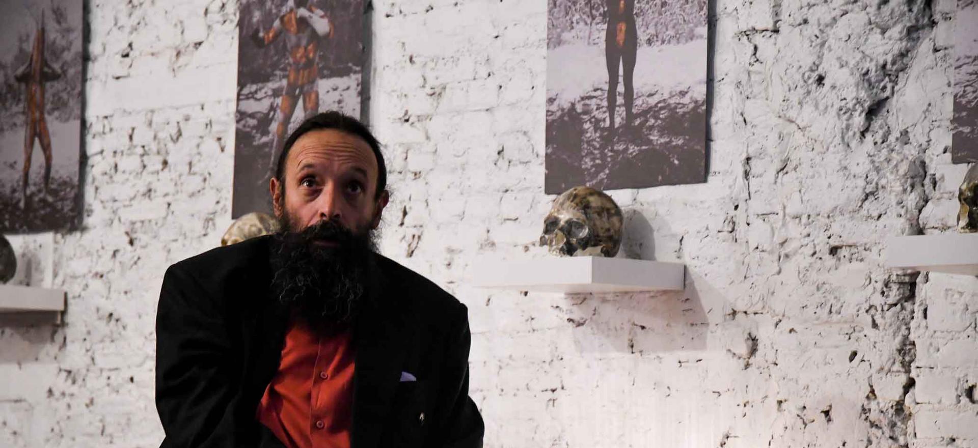 Daniel Aguirre uit Bolivia