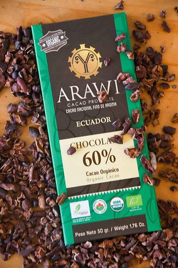 Arawi Chocolade 60%