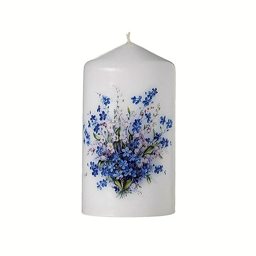 Forget Me Not  -Floral Bouquet Scented