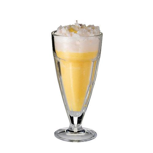 Banana Milkshake Candle - Banana Scented