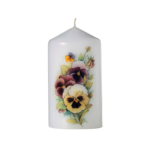 Pansies - Floral Bouquet Scented