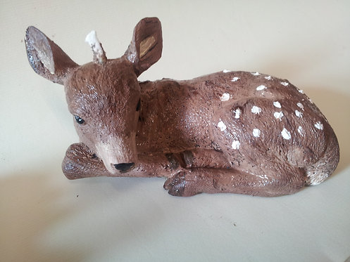 Baby Fawn Candle