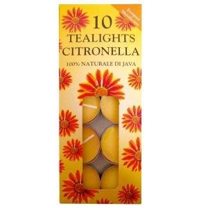 Citronella  Tealights