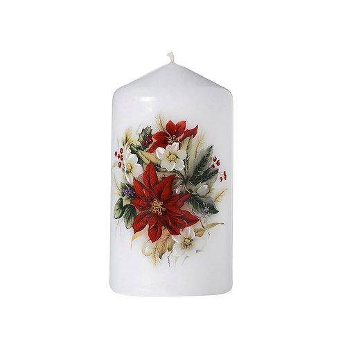 Poinsettia - Floral Bouquet Scented