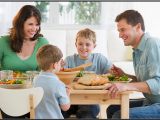 How Important is Eating around the Table?