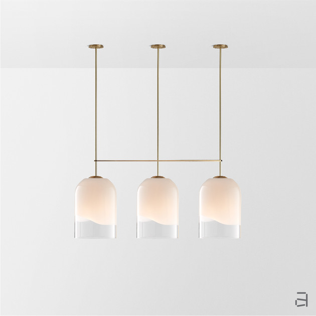 Moni XL Triple_Clear White