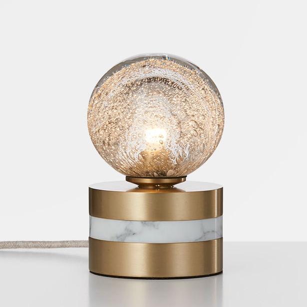 Short Brass + Marble