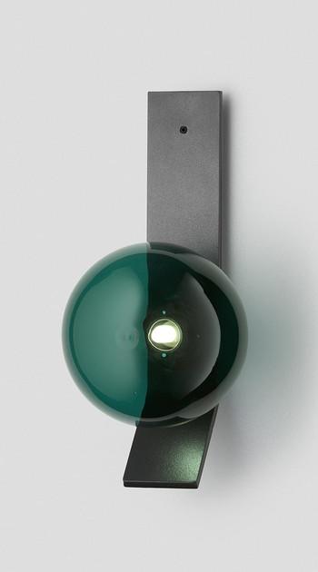 Single Ball Drunken Emerald