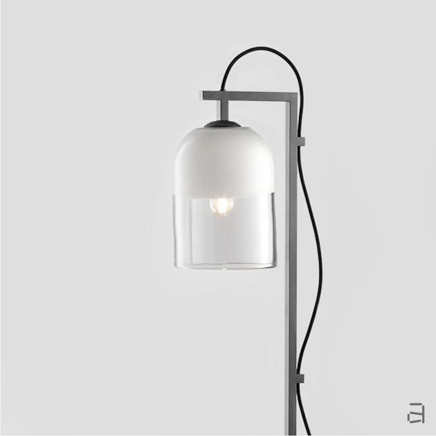 Articolo-Lighting-Moni-White-Clear-Floor