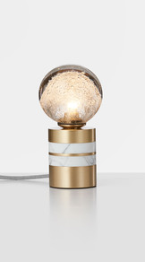 Tall Brass + Marble