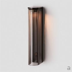 Slim Wall Sconce Single - Mid Bronze - G
