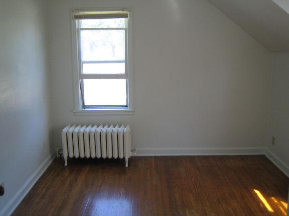 Apt #4 Bedroom