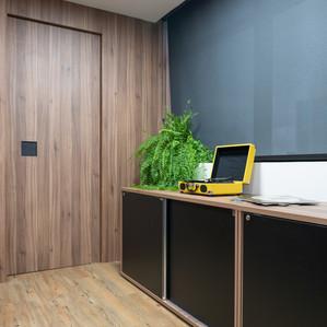 Porta Sala Reunião