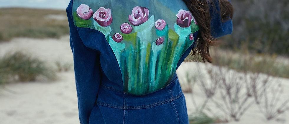 'In Bloom' Dress | Sara Paulson for WRC