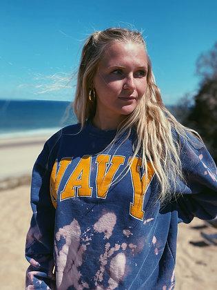 Wicked Navy Sweatshirt