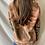Thumbnail: Winter '21 Acid Washed Sweatshirt | Flannel Sleeves | Large