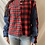 Thumbnail: Winter '21 Flannel Shirt | Exposed Seams | Medium
