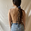 Thumbnail: Spring '21 Ruched Backless Top | Small