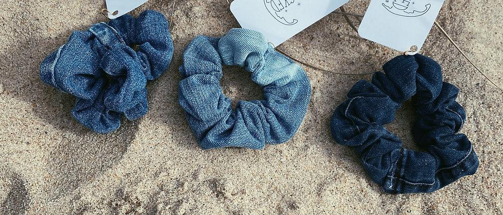 Levi's + Denim Scrunchies | 3 Pack