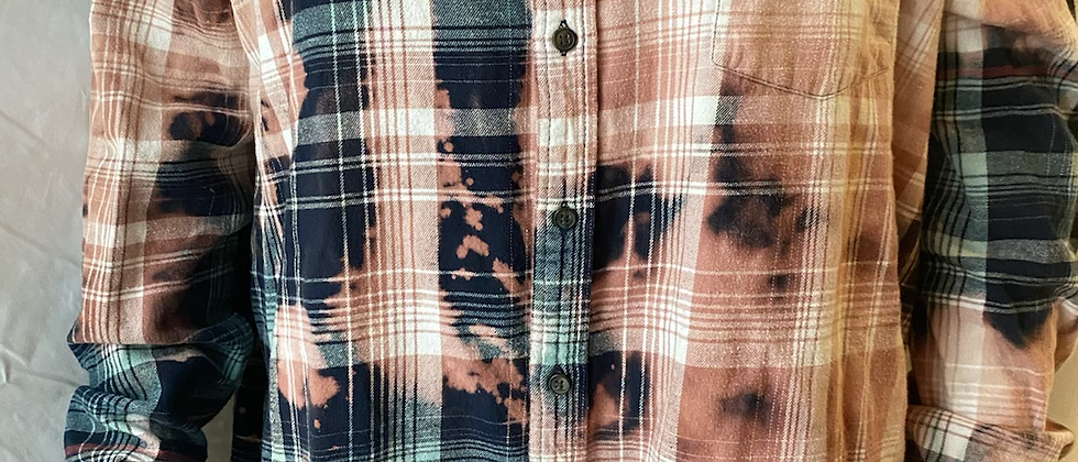 Winter '21 Acid Washed Flannel | ONE SIZE