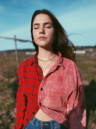 Fall 2020 Acid Washed Flannel