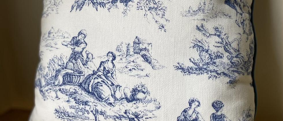 Vintage Decorative Pillow