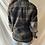 Thumbnail: Winter '21 Flannel | Acid Washed Sweatshirt Sleeves | Medium