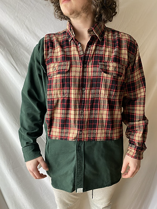 Winter '21 Mismatched Flannel | Large