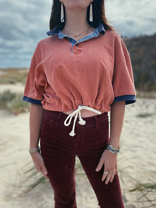 Cropped + Corded Ralph