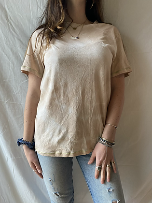 Spring '21 Seaweed Dyed T Shirt | Small
