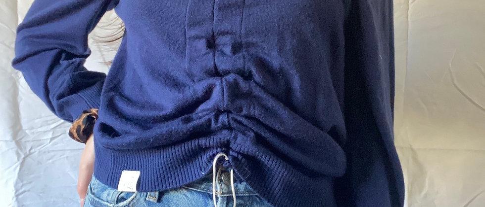 Winter '21 Drawstring Sweater |  Medium