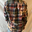 Thumbnail: Winter '21 Acid Washed Flannel | Large