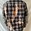 Thumbnail: Winter '21 Acid Washed Flannel | Sweatshirt Sleeves | Large