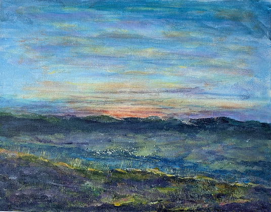 Ray Jaworski Original Painting