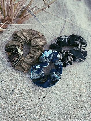 Hawaiian Scrunchies | 3 Pack