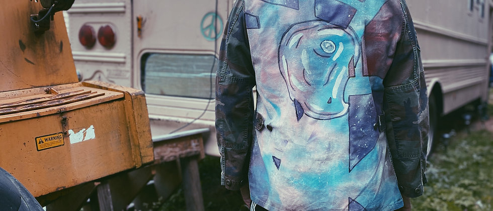 Gawn Shuckin' Jacket | Gawn by Dan Rivera