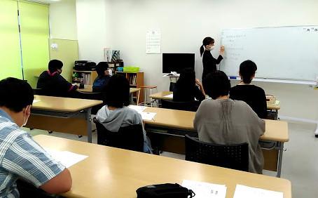 第9回マナー講習と田原図書館(きみどりはうす)