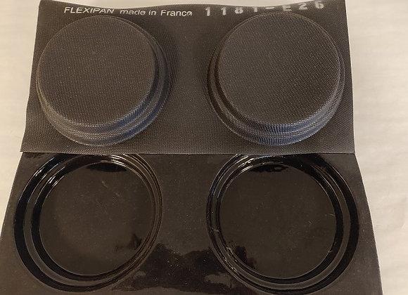 RUNDFORM ø 160 mm | Prof. Depth 28 mm | Vol. 460 ml