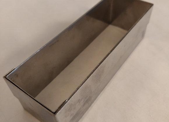 Udstikker – Rustfrit stål, Barre, 12x4cm
